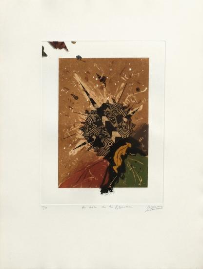 Au Dela de la Figuration-Georges Dussau-Collectable Print