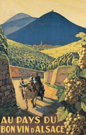 Au Pays du Bon Vin d'Alsace
