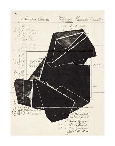 Aubazine I-Rob Delamater-Art Print