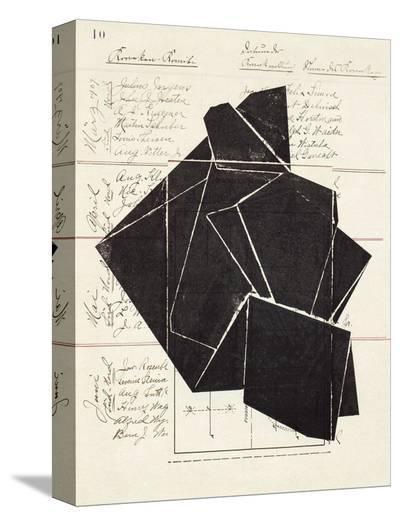 Aubazine III-Rob Delamater-Stretched Canvas Print