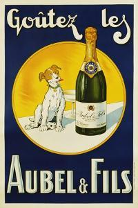 Aubel and Fils Poster
