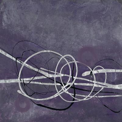 Aubergine Directions 1-Filippo Ioco-Art Print