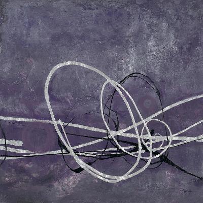 Aubergine Directions 2-Filippo Ioco-Art Print