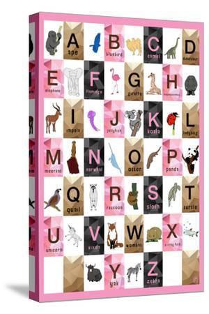 Alphabet - Girls
