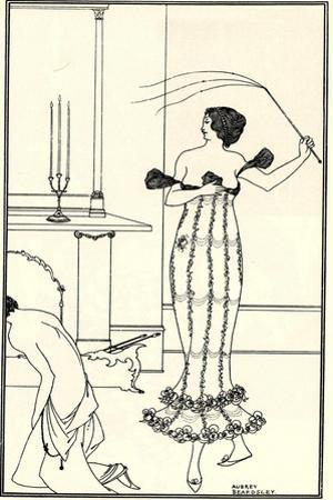 Full and True Account of the Wonderful Mission of Earl Lavender by J. Davidson, 1895 by Aubrey Beardsley