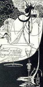 beautiful aubrey beardsley artwork for sale posters and prints. Black Bedroom Furniture Sets. Home Design Ideas