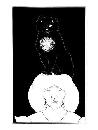 Poe: The Black Cat, 1894
