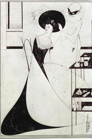 Salome's Toilette, 1894