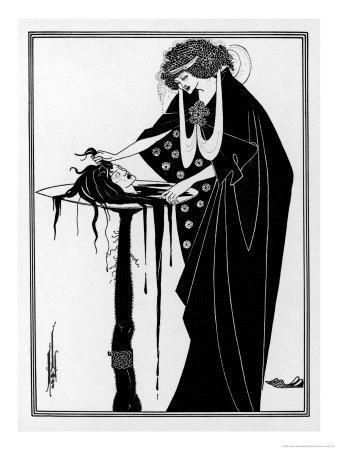 The Dancer's Reward: The Head on a Platter