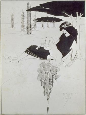 Der Judaskuss. 1893
