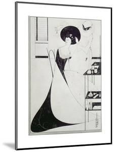 Die Toilette der Salomé by Aubrey Vincent Beardsley