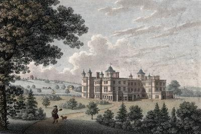 Audley End House, Saffron Walden, Essex, 1781--Giclee Print