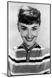 Audrey Hepburn, 1953.
