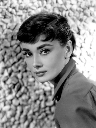 Audrey Hepburn, 1954--Photo