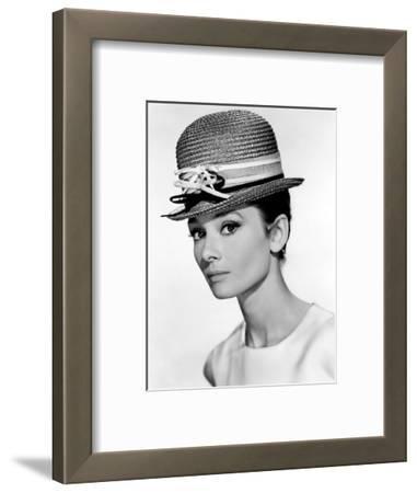 Audrey Hepburn, 1963.