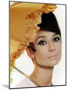 Audrey Hepburn, 1965.