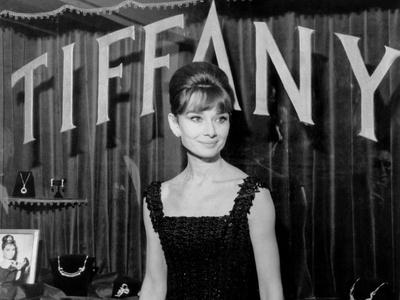 Audrey Hepburn, at a Press Event for Breakfast at Tiffany'S, 1961--Photo