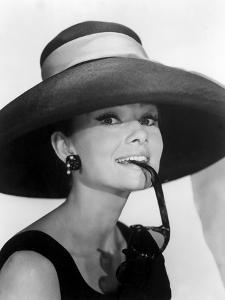 "Audrey Hepburn. ""Breakfast at Tiffany's"" [1961], Directed by Blake Edwards."