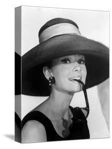 """Audrey Hepburn. """"Breakfast at Tiffany's"""" [1961], Directed by Blake Edwards."""