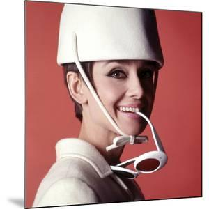 """Audrey Hepburn. """"How To Steal A Million"""" [1966], Directed by William Wyler."""