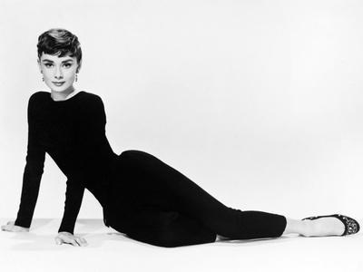"Audrey Hepburn. ""Sabrina Fair"" 1954, ""Sabrina"" Directed by Billy Wilder. Diseñador: Givenchy--Photographic Print"