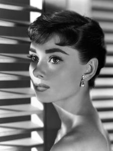 "Audrey Hepburn. ""Sabrina Fair"" 1954, ""Sabrina"" Directed by Billy Wilder"