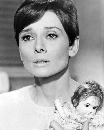 Audrey Hepburn, Wait Until Dark (1967)--Photo