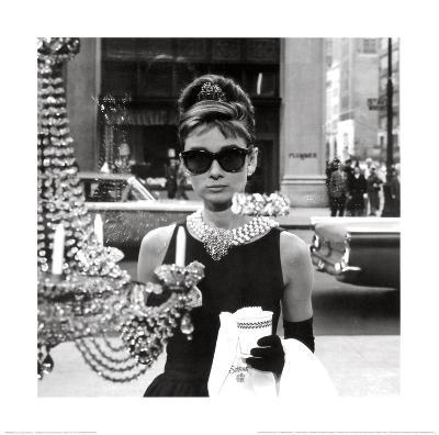 Audrey Hepburn--Art Print