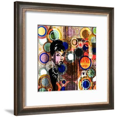 Audrey-Jean-François Dupuis-Framed Art Print