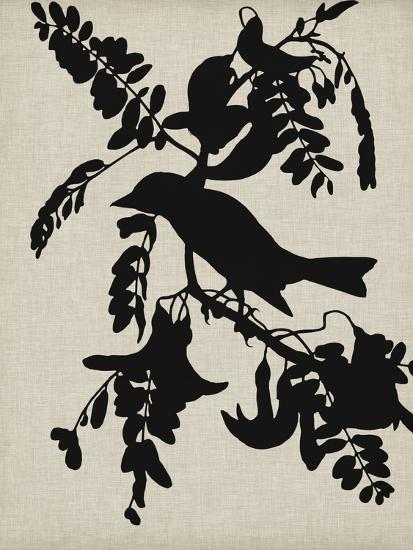 Audubon Silhouette V-Vision Studio-Art Print