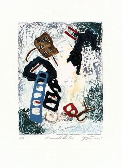 Auf der Himmelsleiter-Jan Tormi-Limited Edition