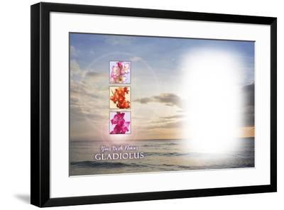 AUG BD card inside-Evie Cook-Framed Giclee Print