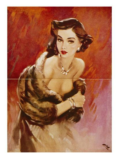 August, 1953-David Wright-Giclee Print