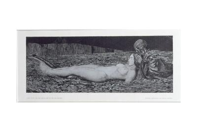 One Corpse, from the Cycle 'Death and the Maiden'