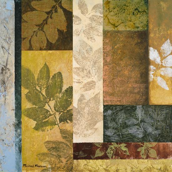 August Leaves I-Michael Marcon-Art Print