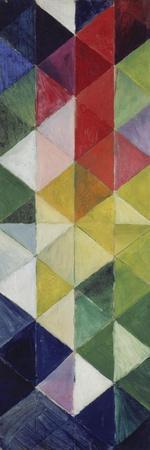 Coloured Squares, 1913