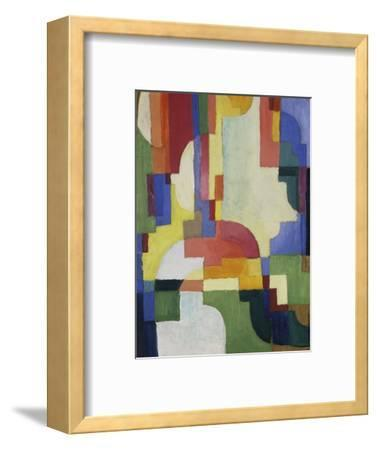 Colourful Forms I, 1913
