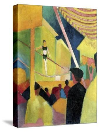 Tightrope Walker, C. 1913