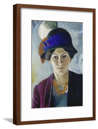 Wife of the Artist with Hat, 1909