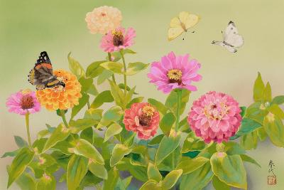 August-Haruyo Morita-Art Print