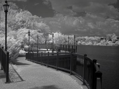Augusta Riverwalk-J.D. Mcfarlan-Photographic Print