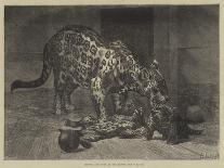 The Vendome Column Just after its Fall-Auguste Andre Lancon-Giclee Print