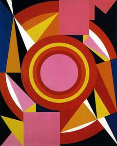 Diable, c.1958 by Auguste Herbin
