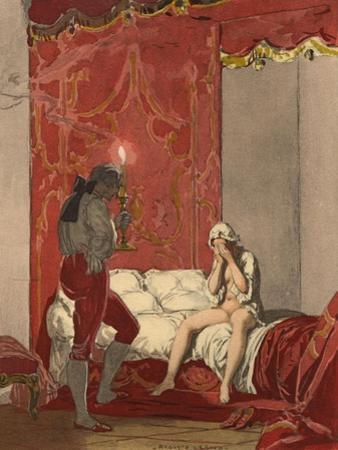 Casanova, Leroux, Victorin by Auguste Leroux