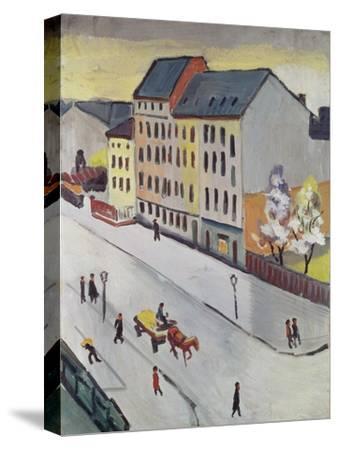 Unsere Strasse in Grau, 1911