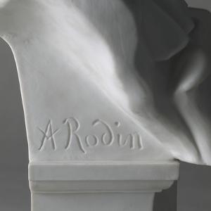 Buste d'Albert Carrier-Belleuse by Auguste Rodin