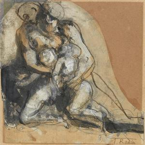 Charity by Auguste Rodin
