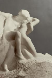 Eternal Spring, Early 1900s by Auguste Rodin