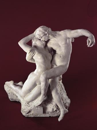 Eternal Springtime, 1884 (Marble) by Auguste Rodin