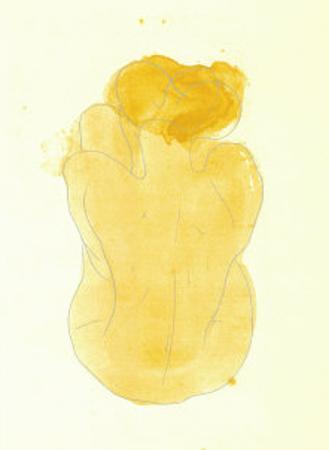 Femme Nue Assise et de Dos, c.1899